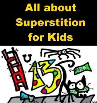 Superstition PowerPoint