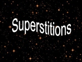 Superstitions (British Superstitions)
