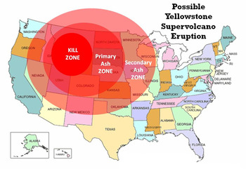 Supervolcano : Case Study of Yellowstone