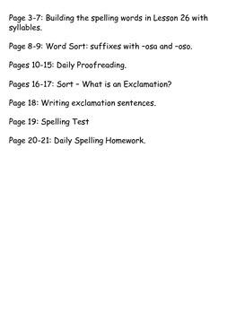 Supplement - Lesson 26