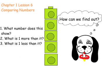 Supplemental Anchor Tasks for Math in Focus 1st Grade