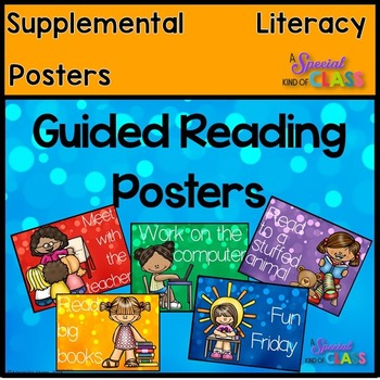 Supplemental Guided Reading Posters