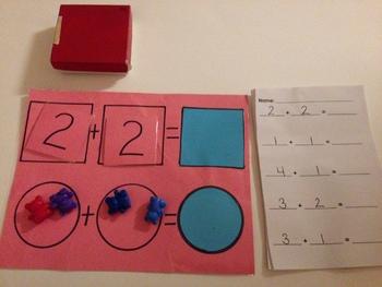 Supplemental Hands-on Math Curriculum