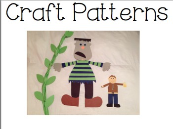 Supplemental Literacy Activities for Jack and the Beanstalk