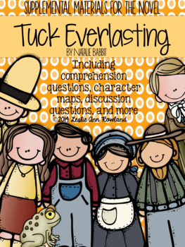 Tuck Everlasting Novel Guide