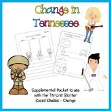 Supplemental Sheets for TN UNIT Starter on Change (1st Grade)