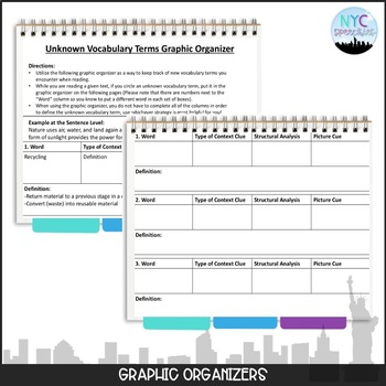 Supplemental Vocabulary Strategies Packet
