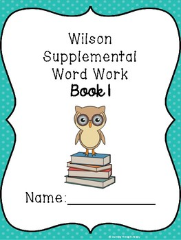 Supplemental Word Work Level 1