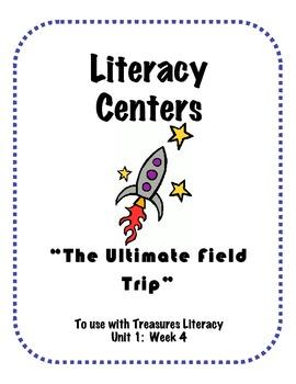 Supplemental activities for Treasures Reading Program, Unit 1 Week 4