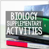 Supplementary Biology Activities Set