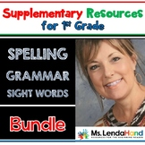Supplementary Resources for First Grade Reading Street®