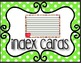 EDITABLE Supply Bins- Labels Galore! Bright Polka Dots wit