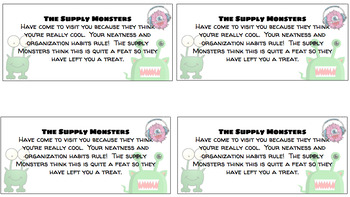 Supply Monsters