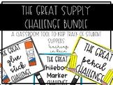 Supply Challenges Bundle