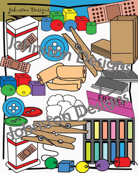 Supply Clipart Part One
