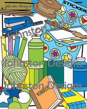 Supply Clipart Part Three