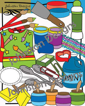 Supply Clipart Part Two