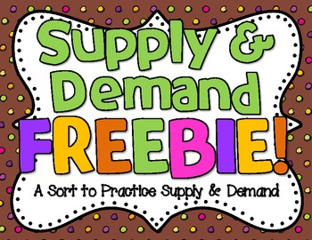 Free 3rd Grade Economics Worksheets Teachers Pay Teachers