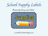 Supply Labels
