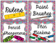Supply Labels: Lilly Pulitzer