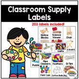 Supply Labels   Pre-K Labels   Classroom Labels   Pre-K Classroom Labels