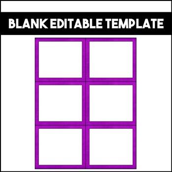 Supply Labels: Purple | Classroom Decor