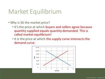 Supply Meets Demand (2 Day Economics Lesson on Market Equilibrium)