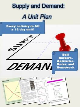 Supply and Demand: A Unit Plan