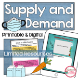 Digital Supply and Demand Activities   Limited Resources A