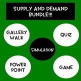 Supply and Demand Bundle