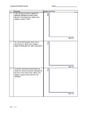 Supply and Demand Economics 12 Question Worksheet w/ Graph