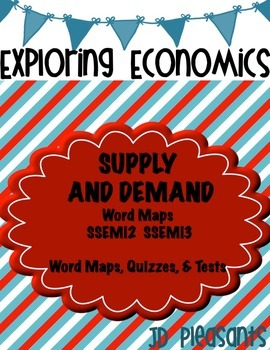 Supply and Demand Word Maps:SSEMI2 SSEMI3
