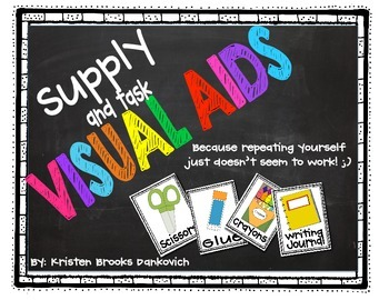 Supply and Task Visual Aids