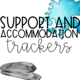 Support and Accommodation Logs