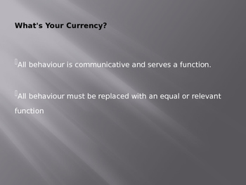 Autism: All inclusive Presentation - Behavior, Sensory, Communciation