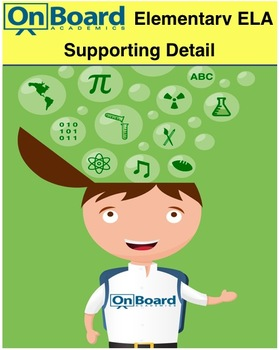 Supporting Detail-Interactive Lesson