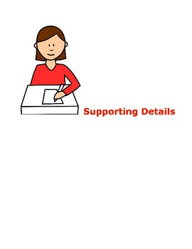 Supporting Details Mini-Lessons
