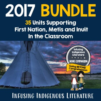 Supporting First Nations, Native American, Metis and Inuit Literature BUNDLE