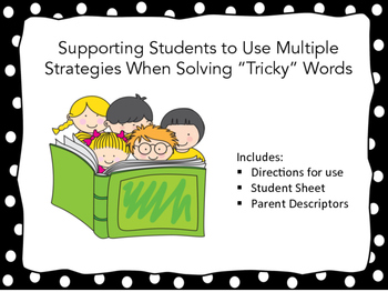 Supporting Students to Use Multiple Strategies When Solvin