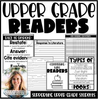 Supporting Upper Grade Readers