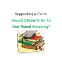 Supporting a Claim