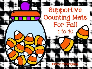 Supportive Counting Mats for Fall