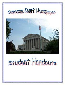 Supreme Court Newspaper