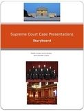 Supreme Court Presentations---Storyboard