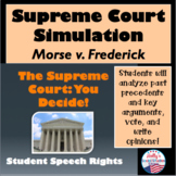 Supreme Court Simulation