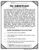 United States Supreme Court Worksheet FREEBIE