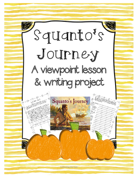 Suqanto's Journey a Thanksgiving View Point Lesson