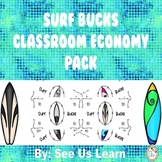 Surf Bucks Classroom Economy Pack