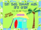Surf Shack Summer Math - First Grade Common Core
