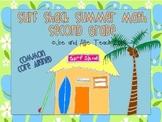 Surf Shack Summer Math - Second Grade Common Core